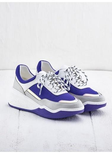 Elle Sneakers Mor